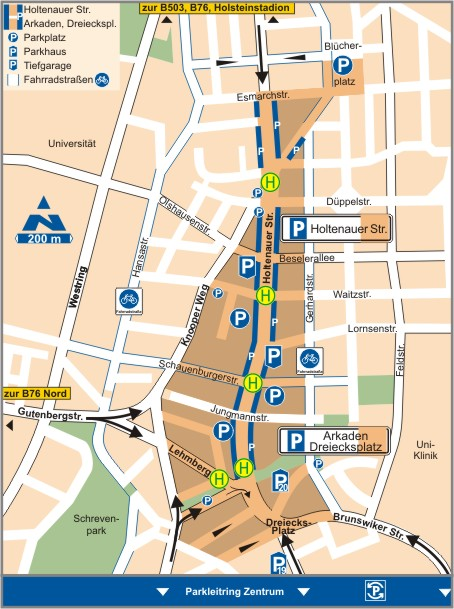 parking guide image
